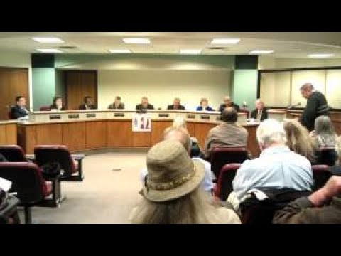 Occupy Muskegon Attends Muskegon City Commission Meeting (. 13, 2017)