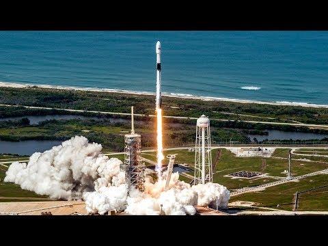LIVE Space X Falcon 9 Block 5 Launching Telstar 18 VANTAGE Satellite