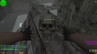 Counter-strike 1.6 зомби сервер №127(+ДжетПак)
