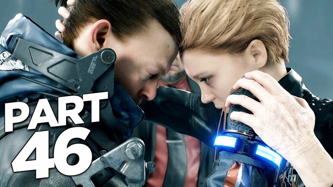 FINAL BT BOSS FIGHT in DEATH STRANDING Walkthrough Gameplay Part 46 (FULL GAME) thumbnail