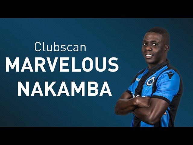 Marvelous Nakamba | ClubScan | 2017-2018