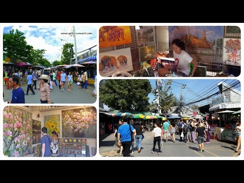 Chatuchak Weekend Market Tour