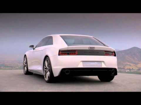 Audi Quattro Concept - Deutsch