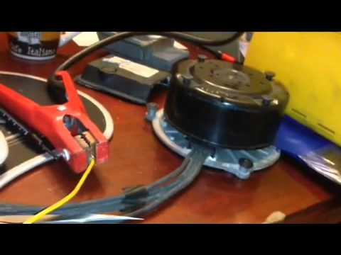Fixing fan on merc s500 part 2 mercedes benz motor for Mercedes benz fans