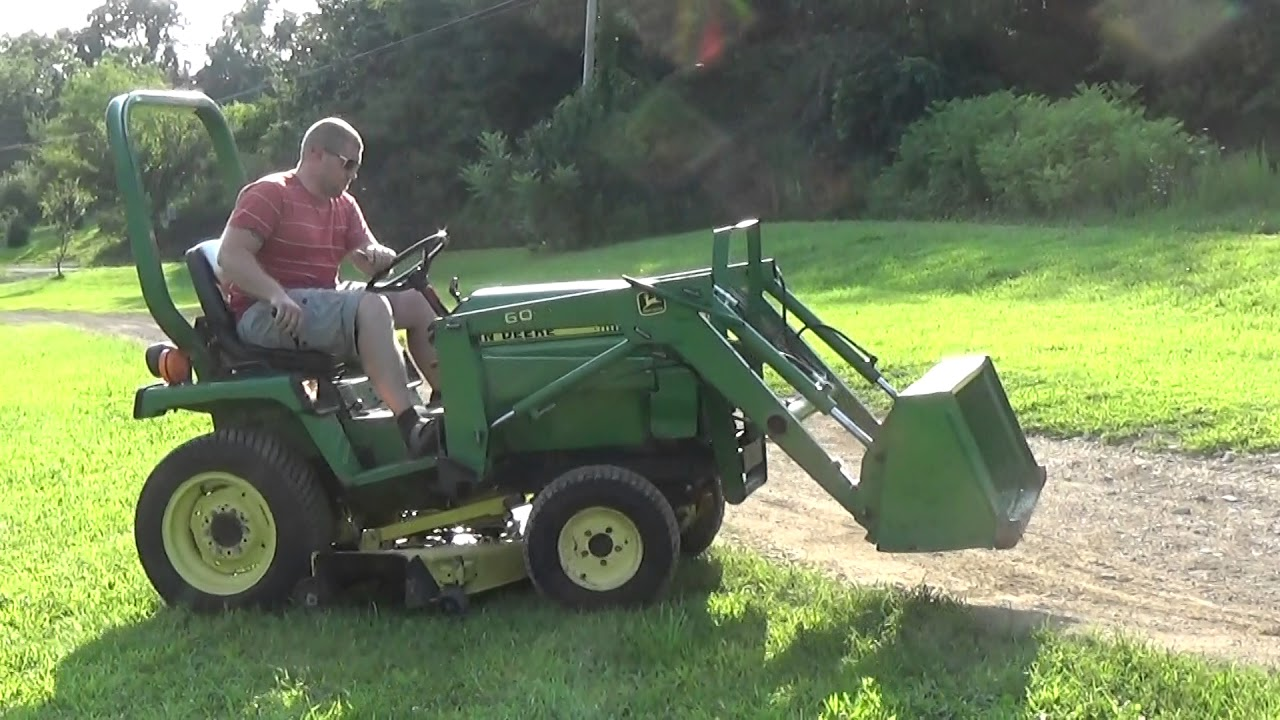 Manual John Deere 455 Loader Mitsubishi Tractor D3000 Schematics Array 655 4x4 With Belly Mower And Manuals Rh Youtube Com