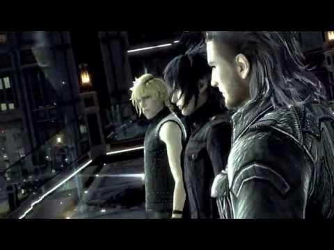 Final Fantasy XV - First Look Battle Gameplay Trailer E3 2013 - Eurogamer