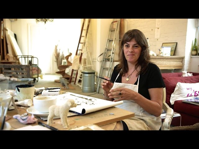 Why Tracey Emin could never be a mother – What Do Artists Do All Day? Tracey Emin – BBC Four