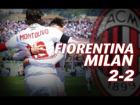 Fiorentina-Milan 2-2