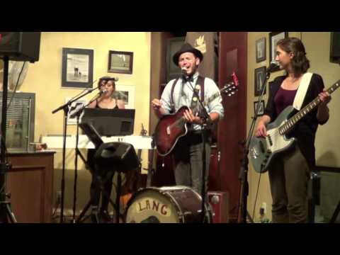 Kick Drum Heart Cover - The Avett Brothers - by Lang Station