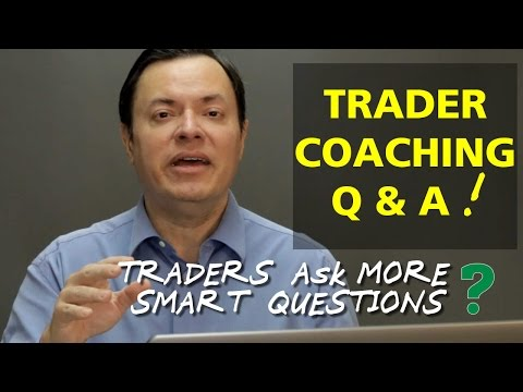 Swing Trading & Daytrading Trader Q&A with Ken Calhoun Ep#011