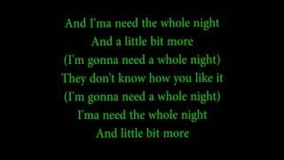 Jidenna little bit more song lyrics