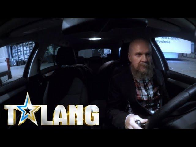 David Batra lyckas med ännu ett prank mot Alexander Bard i Talang 2017 - Talang (TV4)