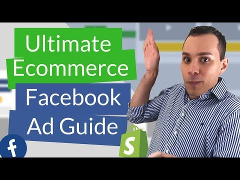 Create The Perfect Facebook Ad for Your Shopify Store: Ecommerce FB Ad Tutorial thumbnail