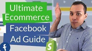 Shopify Mağaza için Mükemmel Facebook Reklam: e-Ticaret FB Reklam Öğretici oluşturun