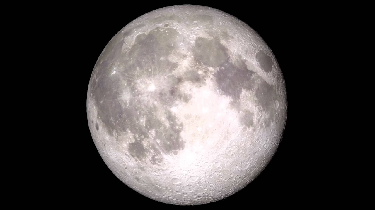 A Year Of Lunar Phases And Wobbles | Video - YouTube