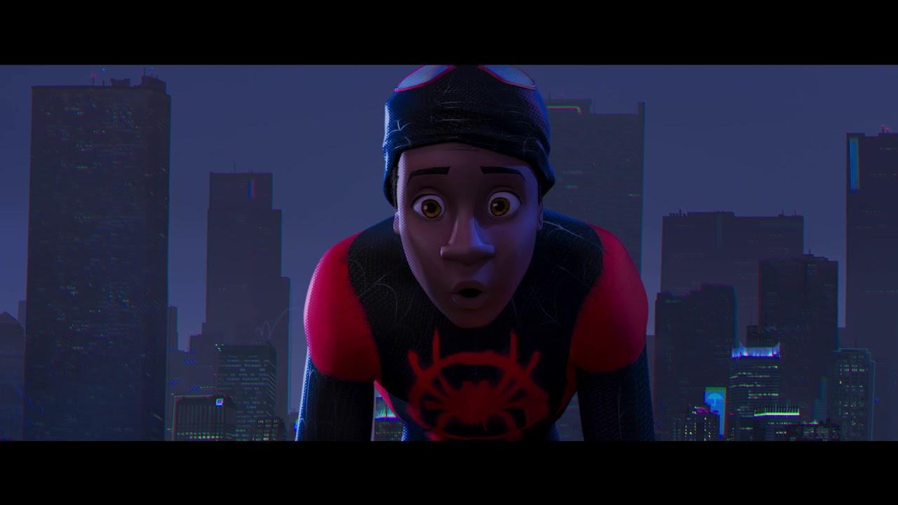 טריילר רשמי מדובב- ספיידרמן: ממד העכביש | Spider-Man: Into the Spiderverse