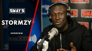 Stormzy on Race Inequality in the UK, Love Life, New Music and Politics | SWAY'S UNIVERSE