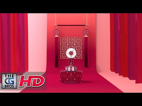 """CGI 3D Animated Short: """"Self Expression""""  - by Song Jiwon"""