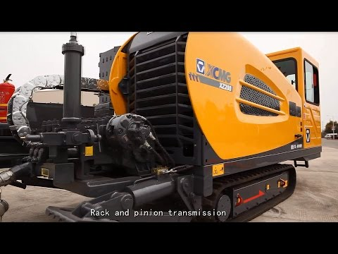 XCMG XZ Series Horizontal Directional Drilling Rig