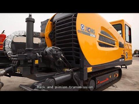 XCMG XZ Series Horizontal Directional Drilling Rig