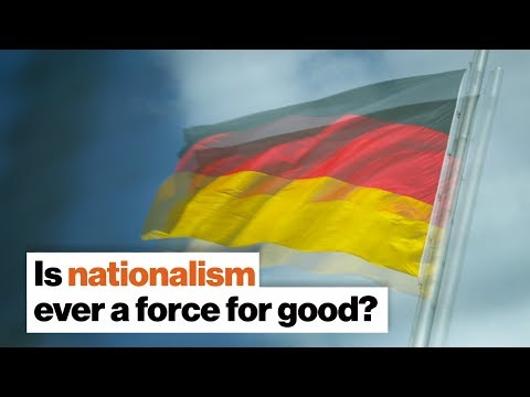 Is nationalism ever a force for good? | Jared Diamond