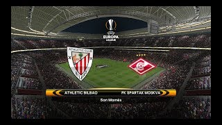Athletic Bilbao vs. Spartak Moscow | 22/02/2018 | UEFA Europa League 2017/2018
