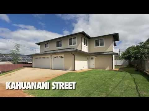 Kahuanani Street - Waipahu, Hawaii