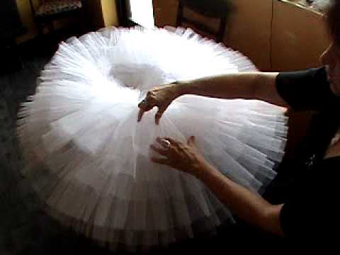 Quilting Your Dance Tutu