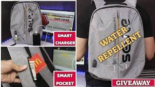 The Most Intelligent Smart Bag Ever!