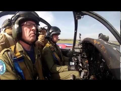 Flight to Bruntingthorpe in Jet Provost