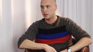 Интервью с телеведущим, членом АРТ А. Ю. Привольновым
