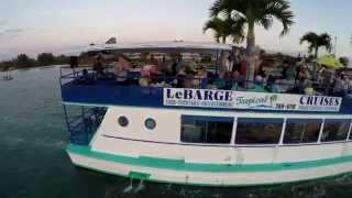 LeBarge Sunset Criuse Featuring Kettle Of Fish
