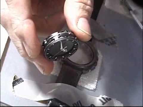 Omega Speedmaster X-33 Repair Aboard ISS