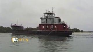 Utila - The Last Voyage Of The Halliburton 211 Part 2