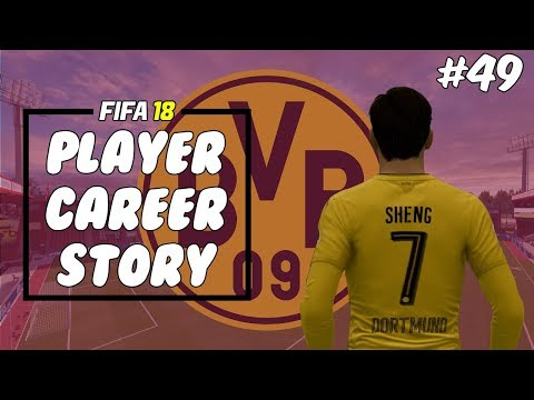 FIFA 18 Player Career Story | #49 | ITS ALL HAPPENING HERE!!