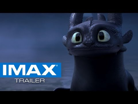 How to Train Your Dragon: The Hidden World IMAX® Trailer