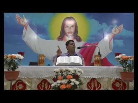 Somyachen Jevan (The Lord's Supper) : Bro. Austin Carvalho.