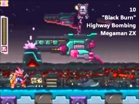 Top 20 Mega Man Zero and ZX Music