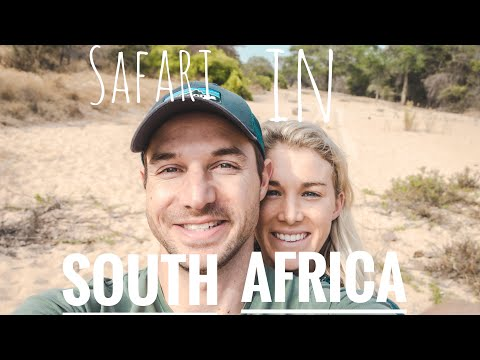 Welcome to the Kruger National Park, South Africa!