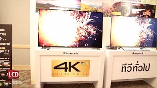 Introducing : Panasonic Viera : 4K TV 2016