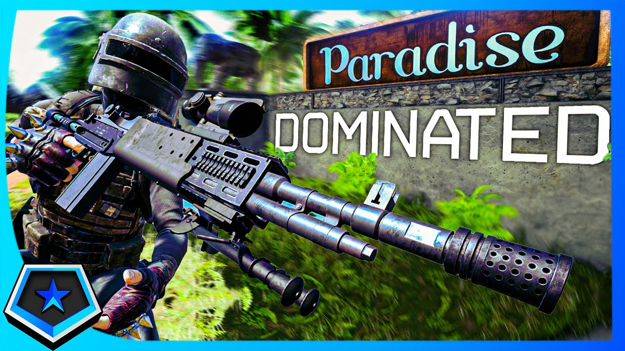 PARADISE DESTROYED IN LAST SECONDS!