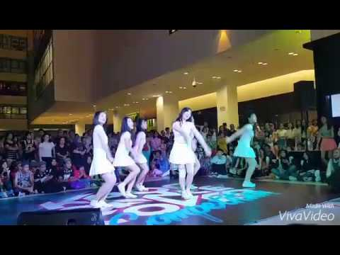 Gfriend-Me Gustas Tu ||The Kickers Kpop Dance Cover Competition2015(17.10.15)