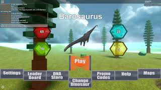 Roblox | Dinosaur Simulator : The Fastest Way to Get Dna