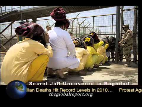 Secret Jail Uncovered In Baghdad