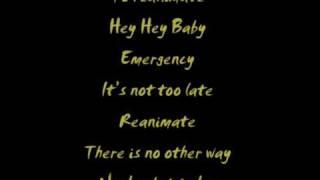 Patrick Nuo - Reanimate - Lyrics