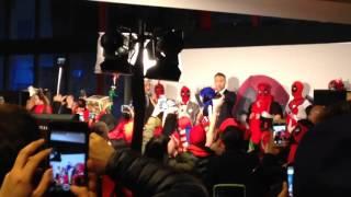 "Ryan Reynolds at the ""Deadpool Beauty Pageant and Fan Screening"" Part II"