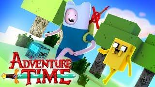 Minecraft: Hora de Aventura - O SEQUESTRO DA PRINCESA JUJUBA 1#