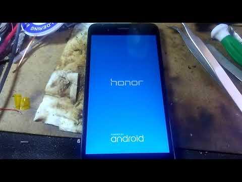 FRP! Honor 6A DLI-TL20 Сброс аккаунта гугл. Android 7) 30 CЕКУНД)