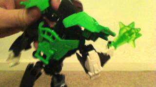 Lego Super Heroes Review: Green Lantern [ultrabuild]