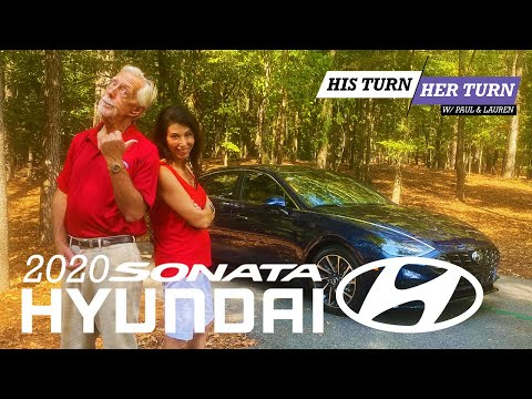 2020 Hyundai Sonata - Interior and Exterior | Expert Car Review with Lauren Fix and Paul Brian